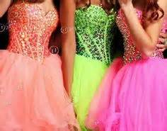 Neon Prom Dresses on Pinterest