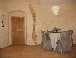 Mur A La Chaux : enduit rev tements peintures murs sols ~ Premium-room.com Idées de Décoration
