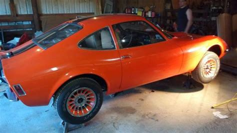Opel Gt Craigslist by The One To Buy 1973 Opel Gt