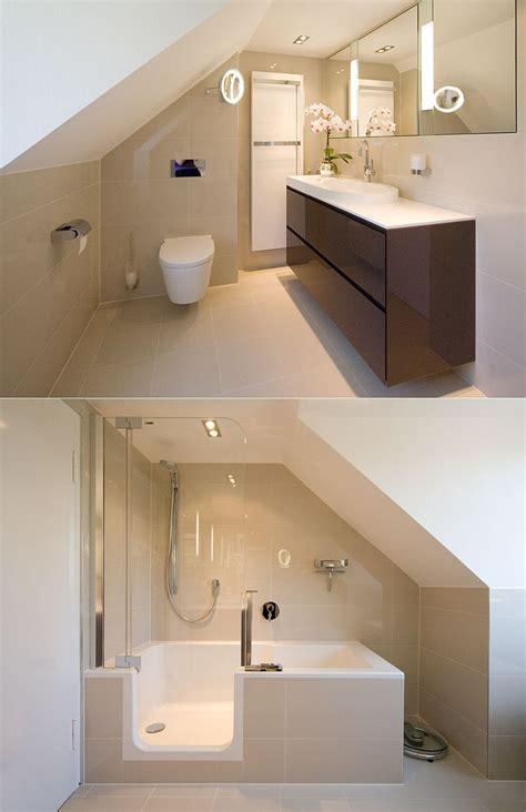 kleines bad mit schräge sinnvoll gestalten kleines bad mit schr 228 ge sinnvoll gestalten wohndesign interieurideen wikhouse gestalten mit