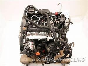 2010 Volkswagen Jetta Engine Assembly