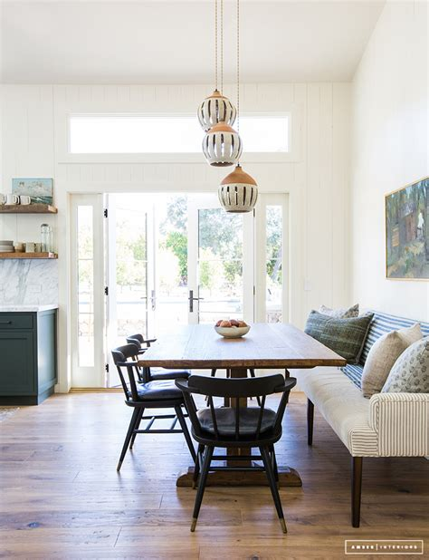 Before + After  Client Oh Hi Ojai  Amber Interiors