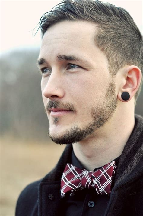I kinda want this nose piercing Male Nose Piercing Mens