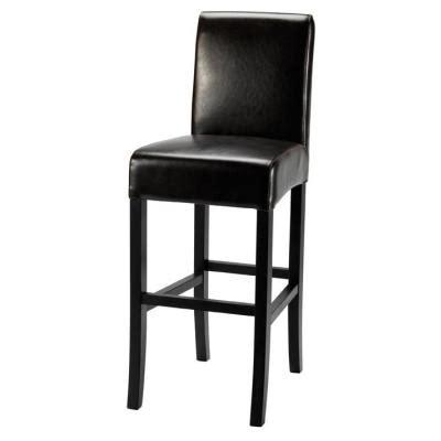 siege de bar chaise de bar avec dossier design x2 elite chaises de