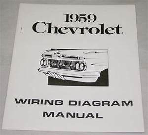 Nos Impala Parts    Literature    1959 Chevrolet Wiring