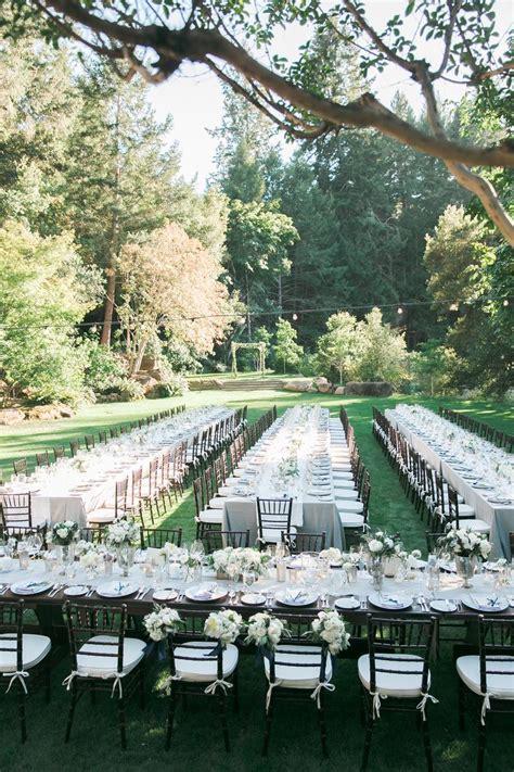 meadowood napa valley weddings  prices  wedding