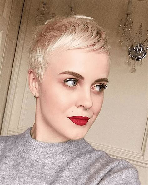 Ultra Pixie Hairstyles by 25 Ultra Hairstyles Pixie Haircuts Hair Color