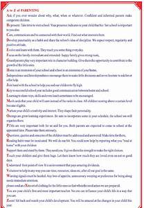 Rules  U0026 Regulations