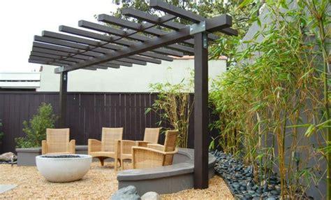 idee de deco de terrasse  jardin japonais beplanting