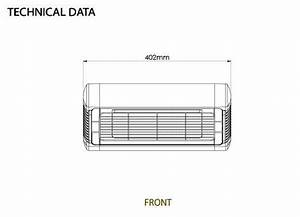 Sorrento Ceramic Single  U2013 Infrared Heater