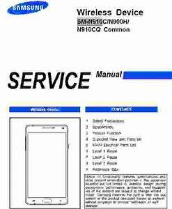Samsung Galaxy Note 4 Service Manual