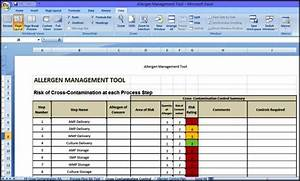 food safety risk assessment template sampletemplatess With food safety risk assessment template