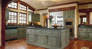 chalk paint colors cabinets art decor homes antique With best brand of paint for kitchen cabinets with reclaimed wood art wall