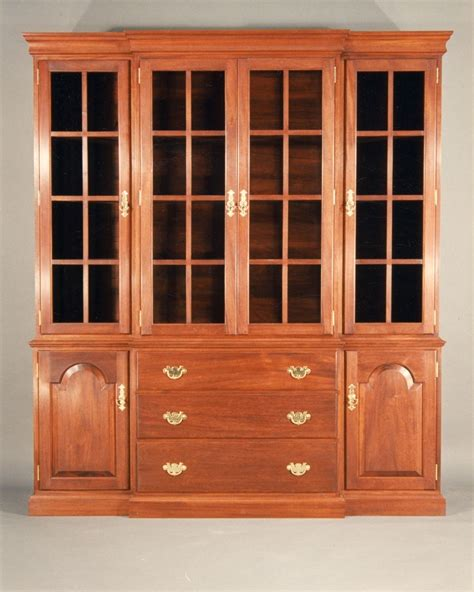 breakfront china cabinet definition made breakfront mahogany china cabinet by stephen