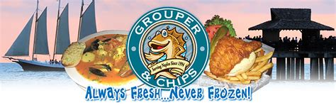 grouper chips