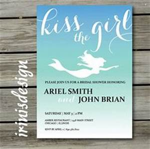 little mermaid wedding invitations yourweek b22d32eca25e With disney ariel wedding invitations