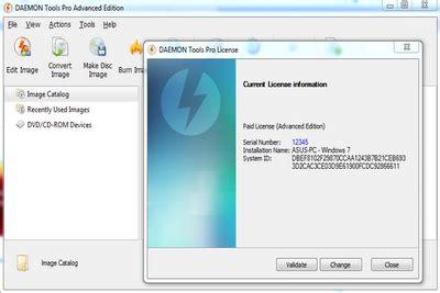 daemon tools lite  working serial key