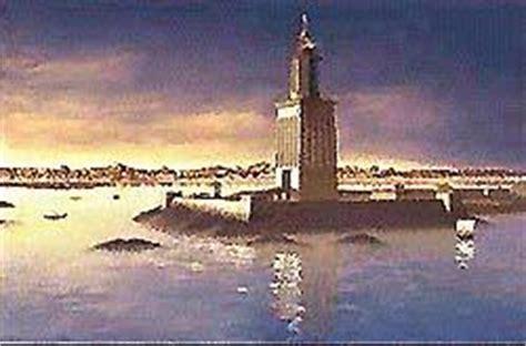 les sirenes du port d alexandrie les sept merveilles du monde le phare d alexandrie