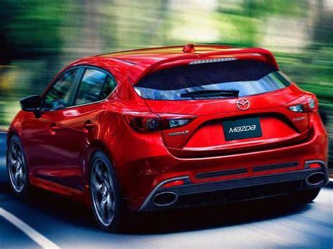 mazda modellen 2016 2018 mazda 3 mps rumor price and release date 2018 car