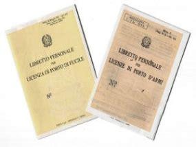 Certificato Medico Asl Per Porto D Armi by Fimmg Bari Certificati Per Il Porto D Armi Le