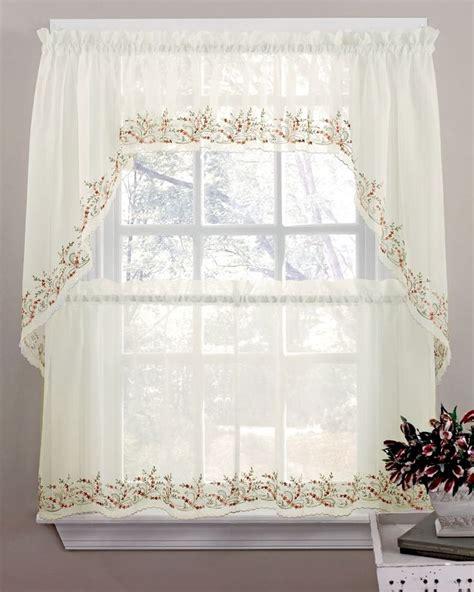 wrap around curtain rod best 25 valance curtains ideas on valances swag