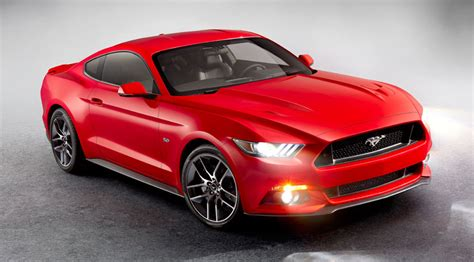 Generation 6 Mustang by Ford Mustang Front