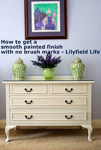 Lilyfield, Life, Smooth, Finish, For, Painted, Furniture, My, Hints