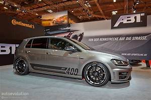 Vw Golf 7 R Tuning : golf r goes mental with 400 hp tuning kit from abt in ~ Jslefanu.com Haus und Dekorationen