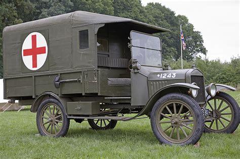 Model T Ambulance by History Of The Ambulance