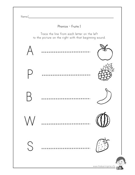 free phonics worksheets coloring pages