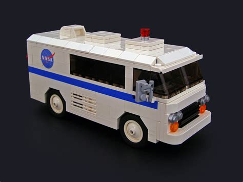 nasa astro van   quick commissioned model