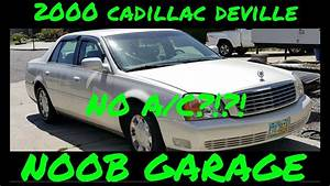 2000 Cadillac Deville Mode Door Actuator Replacement