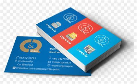 grouper business business card mockup png transparent
