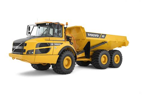Volvo Articulated Dump Truck by Volvo A25f Specifications Technical Data 2011 2014