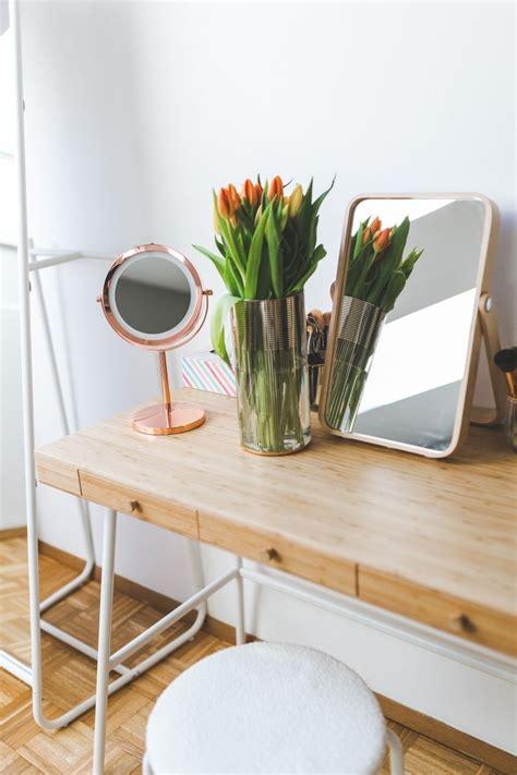 Fein Schminktisch Modern Die Besten 25 Schminktisch Ikea Ideen Auf