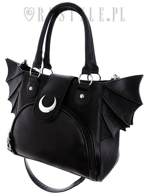 elegant goth purse moon bat bag handbags restylepl