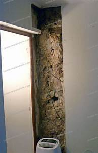 Refaire Un Mur Humide : refaire un mur humide excellent photo mrule sur mur ~ Premium-room.com Idées de Décoration