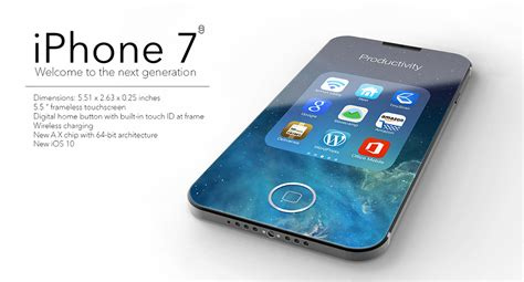 iphone 7 design iphone 7 bigger screen same size yanko design