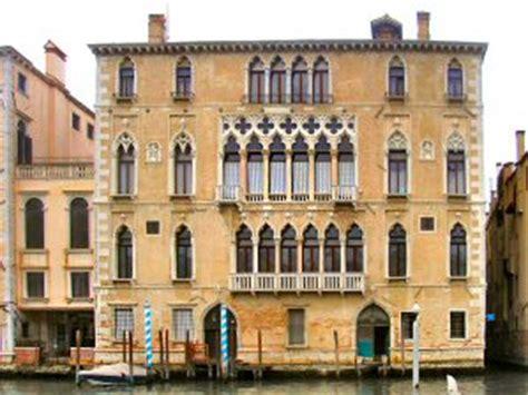 Palais Vénitien Xv Siècle Canal Grande Quartiere San Polo