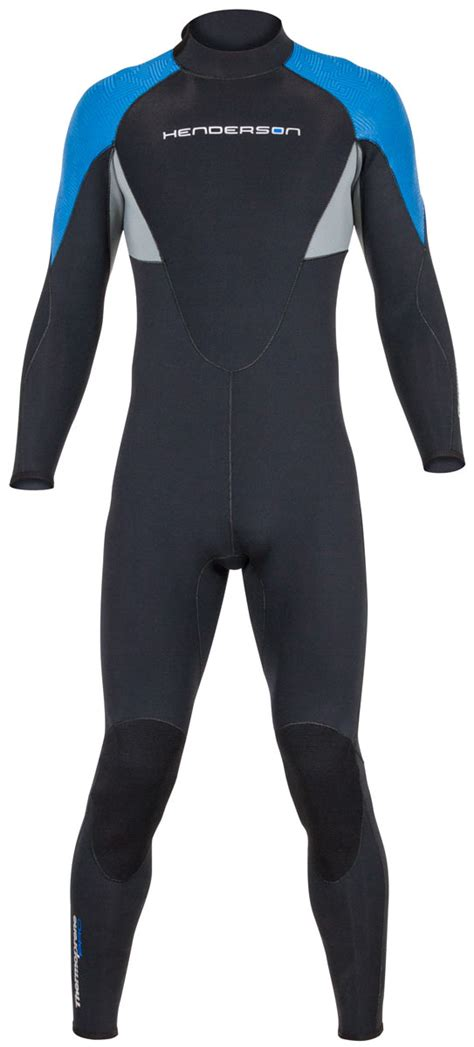 thermoprene pro thermoprene pro mens  zip jumpsuit henderson wetsuits