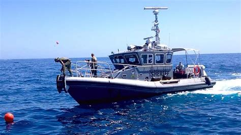 Dive Boats Catalina Island by Coast Guard Searching For Missing Boater Off Catalina