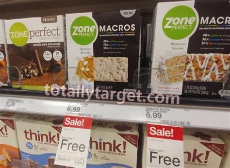 nutrition bars totallytarget larabar zoneperfect deal each