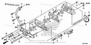 Honda Side By Side 2018 Oem Parts Diagram For Oil Pump