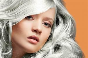 Couleur Ou Meche Pour Cacher Cheveux Blancs : grisonner 20 ans isabelle audet beaut ~ Melissatoandfro.com Idées de Décoration