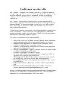 Cover Letter Sample Qa Tester | Example Good Resume Template