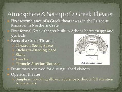greek drama power point