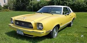 RealRides of WNY - 1974 Mustang II
