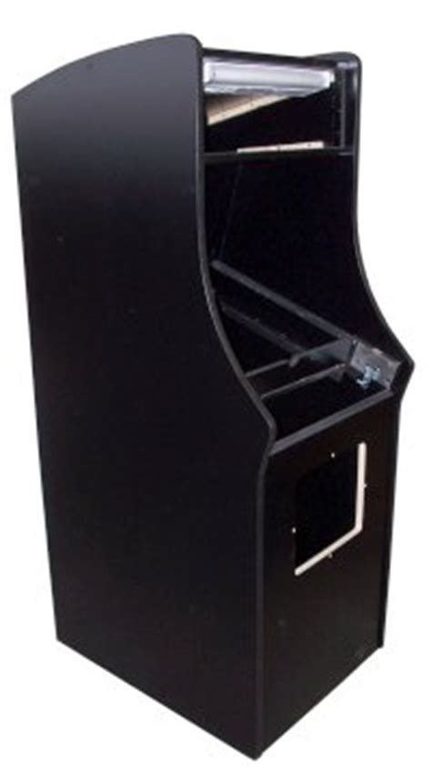 Galaga Arcade Cabinet Kit by Mikesarcade Midway Upright Cabinet Fully Assembled