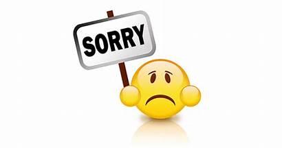 Sorry Emoticon Emoticons Apology Symbols