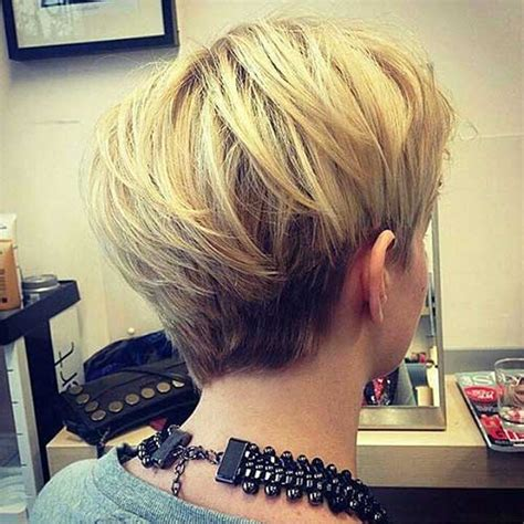 super short layered hairstyles